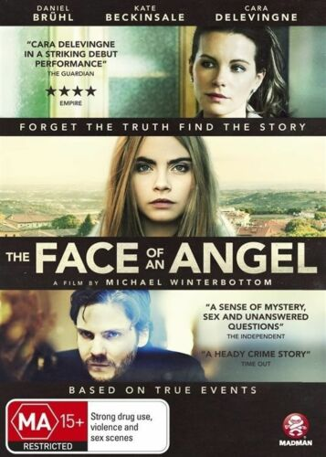 1 of 1 - The Face Of An Angel (Dvd) Crime, Drama Ava Acres, Daniel Brühl, Kate Beckinsale