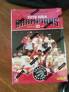 2019-Panini-Toronto-Raptors-NBA-Finals-Champions-30-Cards-Set-BRAND-NEW-SEALED