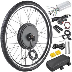 Image Is Loading 36v 500w 26 034 Rear Wheel Electric Bicycle
