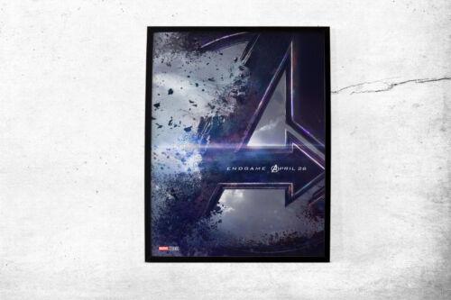 The Avengers Endgame Movie Poster Marvel Maxi Prints 2019 Infinity War 2-1635