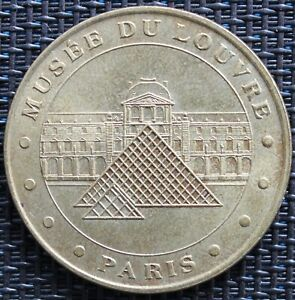 JETON-MDP-MUSEE-DU-LOUVRE-2002