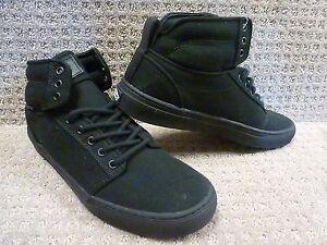 Vans grueso Zapatos Negro negro Lona Hombre alomar BPrzxqBE