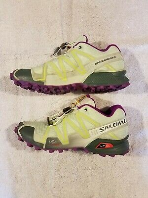 Salomon speedcross 3 shoes womens 10 EUR 42 2/3   eBay