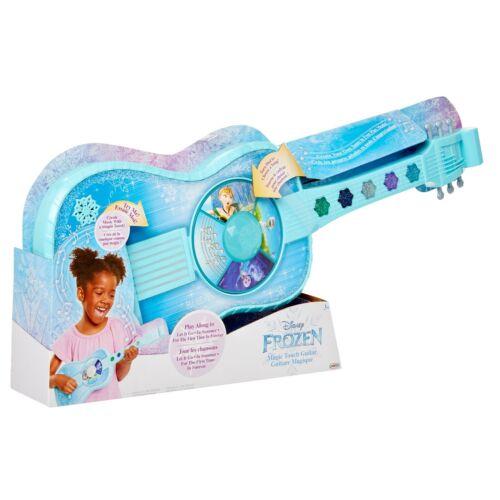 Disney Frozen Magic Touch Guitar w Dial /& Buttons Songs