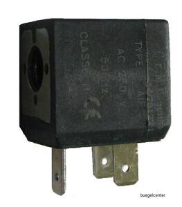 CEME-588-Magnetventil-Spule-230V-kompatibel-mit-Abund-SV200-Magnetspule