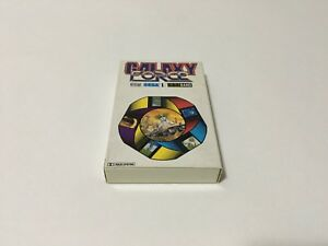 Galaxy-Force-G-S-M-SEGA-1-Soundtrack-Cassette-Tape-Japan-ALTERED-BEAST-OUTRUN
