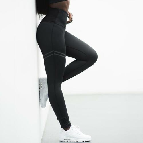Female Leggings Women Pants Sports Outdoor Gym Fitness Printed Workout Pants JH