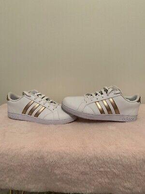 Womens Adidas Superstar Size 5 White