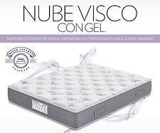 Colchón Nube Visco Gel 150x190 Flex colchon