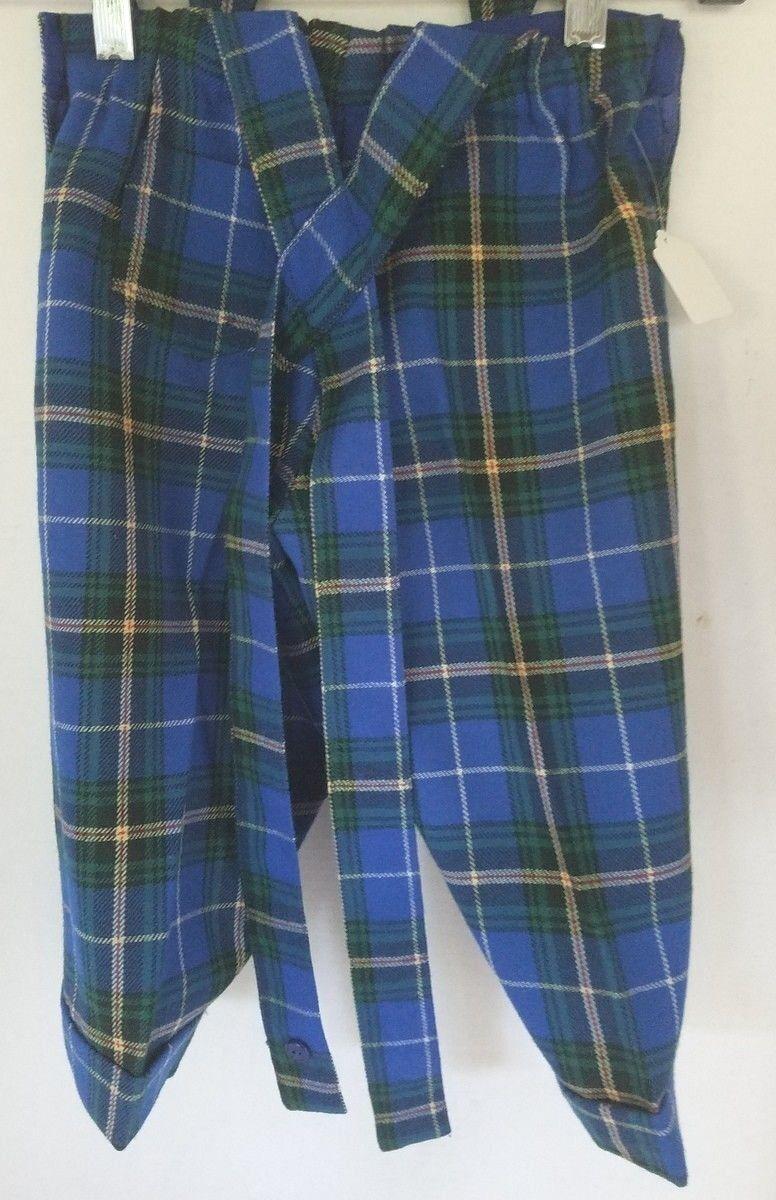 Vintage Boy's Vest and Long Pants Nova Scotia Tar… - image 4