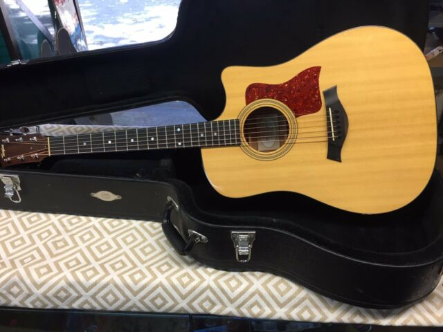 Taylor 300 310ce Acoustic Electric Guitar Ebay