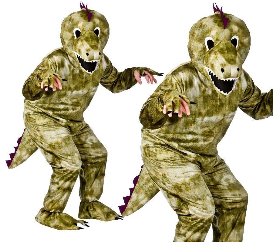 100% Vrai Dinosaure Costume Mascotte Unisexe T-rex Animal Big Head Costume Déguisement éLéGant Et Gracieux