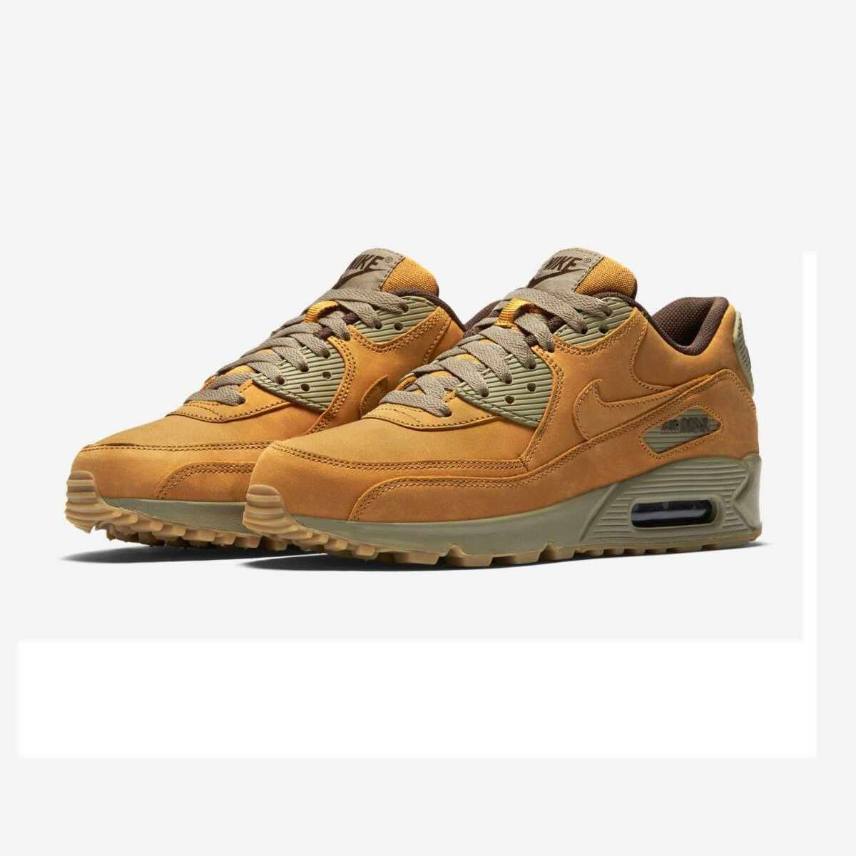 WOMENS ORIGINAL NIKE AIR MAX 90 WINTER WHEAT BRONZE TRAINERS TRAINERS TRAINERS SNEAKERS 880302700 4ee86f