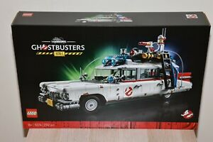 Exclusive Brand New 2352pcs Sealed LEGO 10274 Ghostbusters ECTO-1 In Hand!