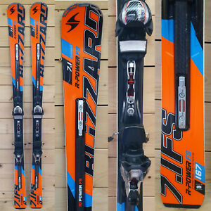 Ski-occasion-Blizzard-R-Power-Full-suspension-IQ-2015-167cm-Fix-Power-14-TCX