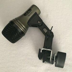 CAD-TM-211-CLIP-ON-DRUM-MIC-TM211-MICROPHONE-FOR-TOM-FLOOR-TOMS-CAJON-BONGOS-NEW