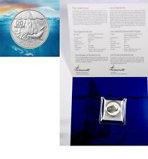 2013 Canada 1/4 Troy Oz Ounce Silver Iceberg & Humpback Whale $20 Coin NEW HOT!!