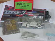 Tameo 1/43 KIT WCT77 Ferrari 312T2 World Champion 1977 Niki Lauda