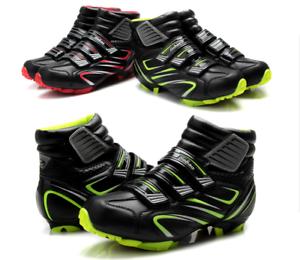 shoes ciclismo MTB invernali Stivali - Sistema SPD   SHOES MTB