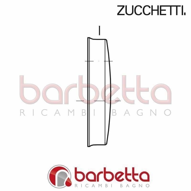 ROSONE PIASTRA DOCCIA BELLAGIO ZUCCHETTI R98438