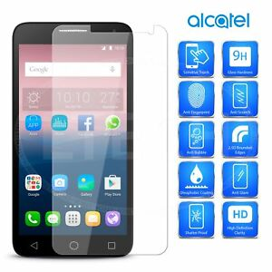"""5 Pack Clear Tablet Screen Protector Guard For Alcatel Pixi 4 7/"""" 7 4G"""