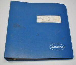 Nordson-Series-3700-Hot-Melt-Material-Applicator-Manual-Guide-Part-107-020B