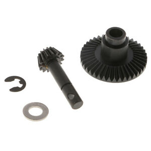 Metal Crown Gear Bevel Pinion Replacement for Axial SCX10 II D90 Spare Parts