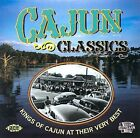 Cajun Classics: Kings Of Cajun At Their Very Best [Ace 2002] by Various Artists (CD, Jan-2002, Ace (Label))