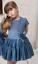 Loan Bor Blue Dress Girls Spanish Clothing Clearance Sale