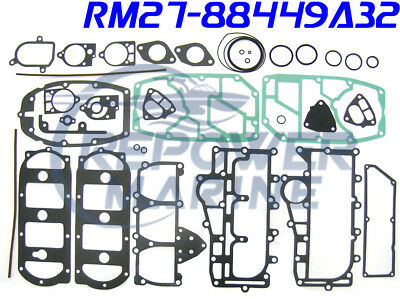 New Mercury Mercruiser Quicksilver Oem Part # 27-88449A32 Gasket Set