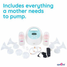 Spectra S1Plus Premier Rechargeable Hospital Strength Electric Breast Pump NEW