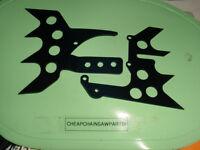 Jonsered Chainsaw 2077 Dog Spike Set ----- Box1549
