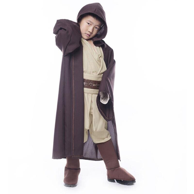 Jedi Deluxe Star Wars Kinderkostüm Jedikostüm