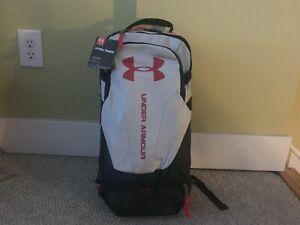 New Under Armour Hustle UA Storm 3.0 Backpack Laptop School Travel Bag