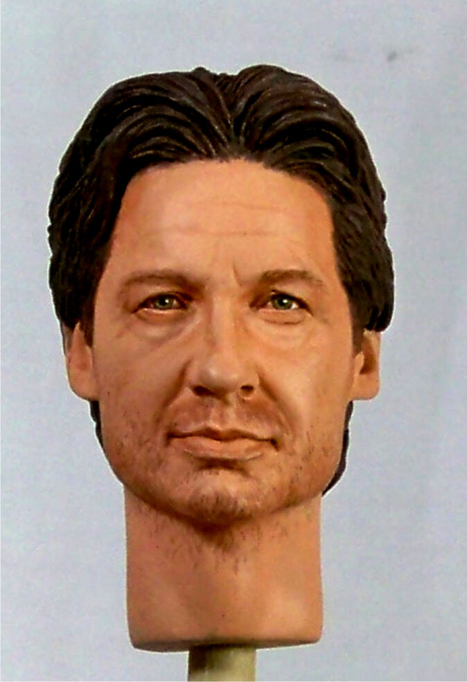 1 6 Egen chef för David Duchovny som Fox Mulder V2 från X -files säsong 10