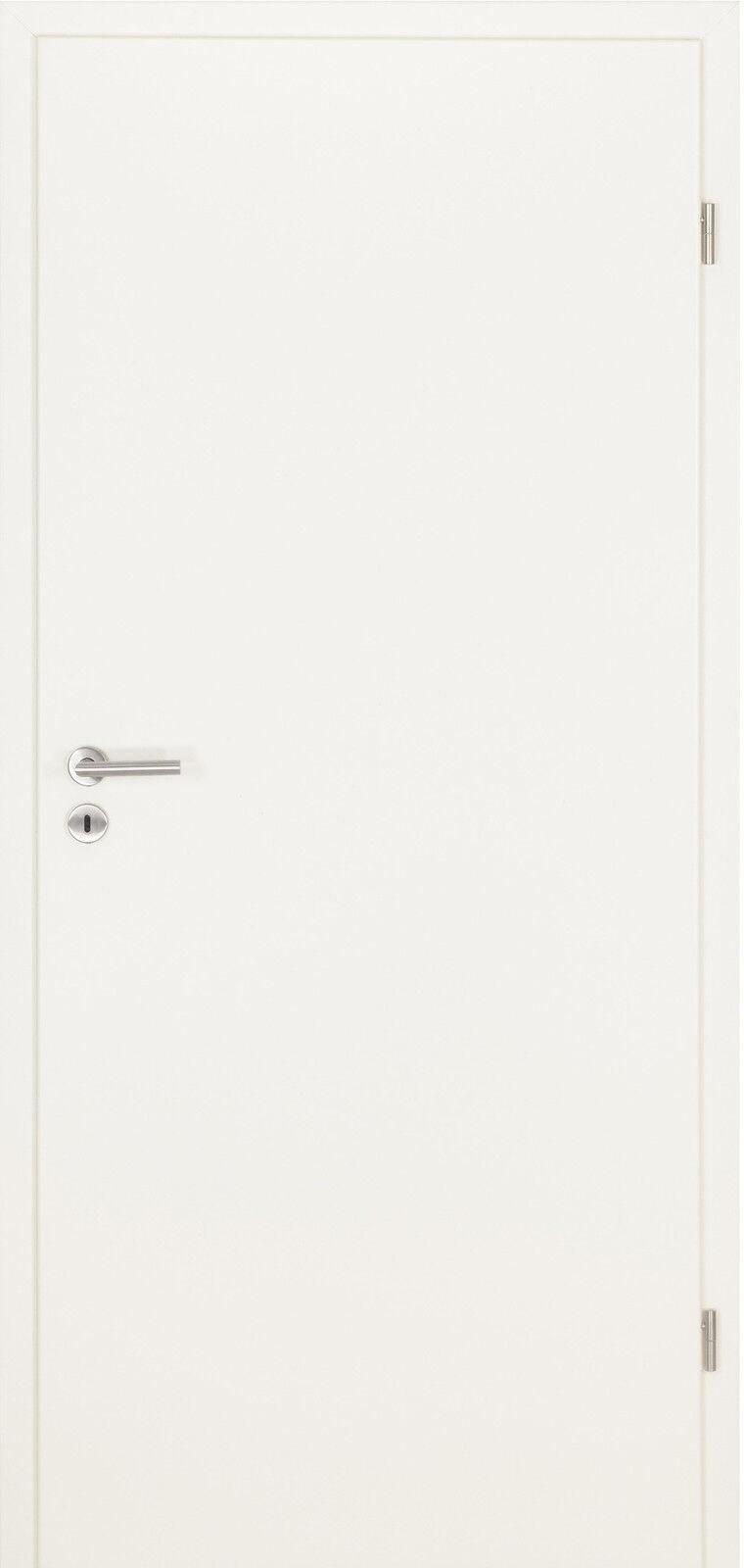 Kuporta CPL ZIMMERTÜR weiss 9010 Innentür | Tür mit Zarge Zimmertüren Innentüren