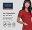 Cherokee-Scrubs-ORIGINAL-Women-039-s-Natural-Rise-Flare-Leg-Pant-4101-Petite