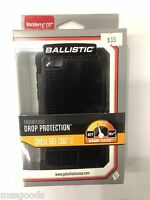 Ballistic Sg1097-m005 Shell Gel Series Fitted Case For Blackberry Z10 Retail