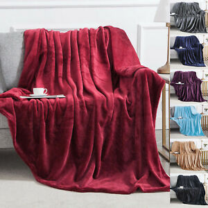 Super-Suave-Polar-Throw-Mink-Faux-Fur-gran-Sofa-Cama-Manta-Calido-Doble-amp-Rey