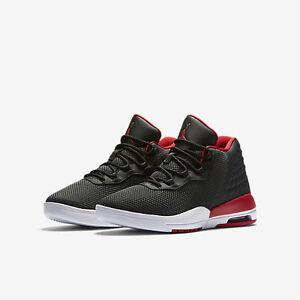 brand new 354a9 b8a77 Image is loading 844520-001-Nike-Air-Jordan-Academy-GS-Black-