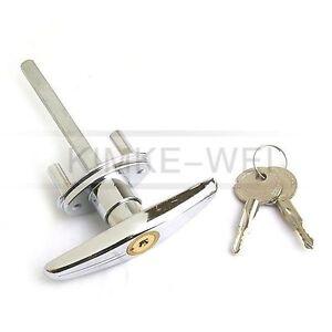 Garage-Door-Opener-T-Lock-Handle-with-2-keys-Secure