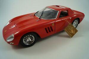 Guiloy Modellauto 1 18 Ferrari 250 Gto 1964 Ebay
