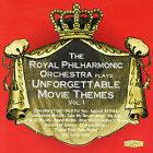 Plays Unforgettable Movie Themes, Vol. 1 by Royal Philharmonic Orchestra (CD, Mar-1997, Mauso)