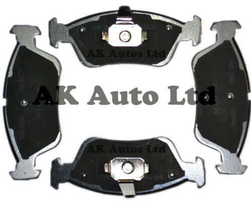 FOR BMW 3 SERIES 320D 2.0 TD CD E46 1998-2007 FRONT BRAKE DISC PAD PADS SET