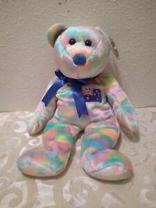 TY Beanie Baby - AUSSIEBEAR the Bear (Australian Exclusive) (8.5 inch)
