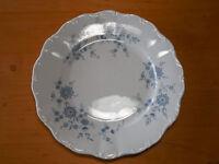 Seltmann Weiden Christina Bavarian Blue Set Of 4 Dinner Plates 10 1/2
