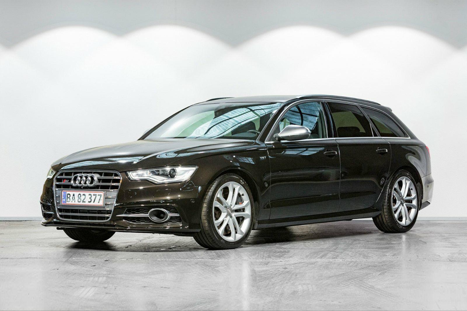 Audi S6 4,0 TFSi Avant quattro S-tr. 5d - 599.900 kr.