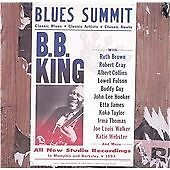1 of 1 - Blues Summit - B.B. King  All New Studio Recordings Memphis & Berkely 1993 *VGC*