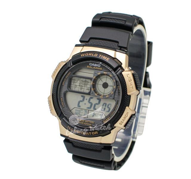-Casio AE1000W-1A3 Digital Watch Brand New & 100% Authentic