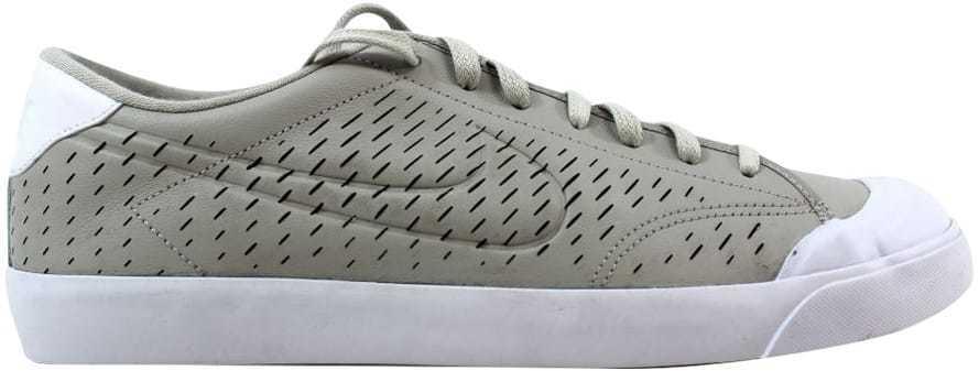 Nike All Court 2 faible Leather Pale  /Pale Gris /Pale   Gris -blanc 724271-001 homme SZ 9.5 0c2511